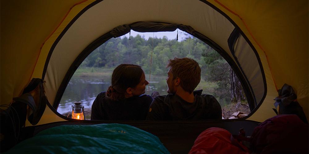 Sådan vælger du det rigtige telt