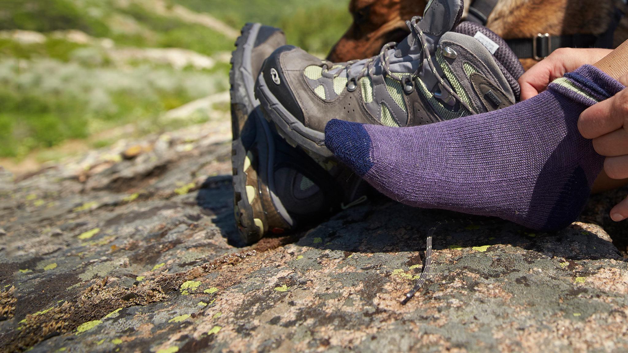 Sokker og strømper damer - Vandresokker