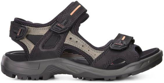 Ecco Yucatan (Men's) Black Nubuck