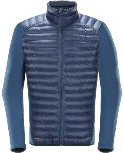 57748867 Haglöfs - MIMIC HYBRID JACKET MEN herrejakke - TARN BLUE/BLUE INK
