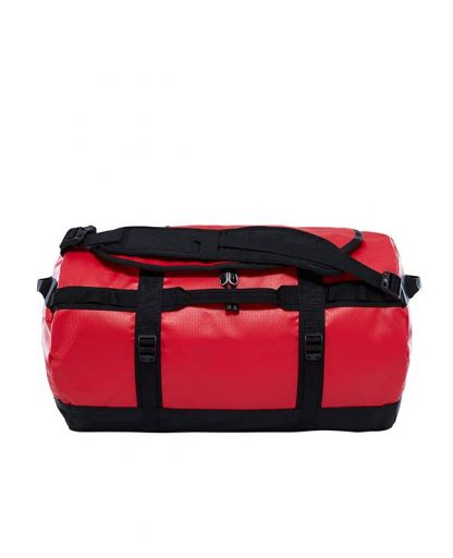 1ef1ab5a7d7 The North Face - BASE CAMP DUFFEL S 50 liter - TNF RED/TNF BLACK