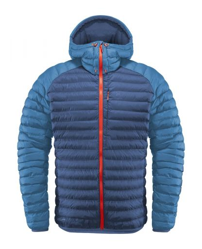 0957aa38a7f Haglöfs - Essens Mimic Hood Men - TARN BLUE/BLUE INK