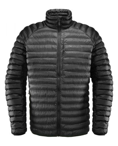 c802cfe85ab Haglöfs - Essens Mimic Jacket Men fiberjakke - Magnetite/true Black