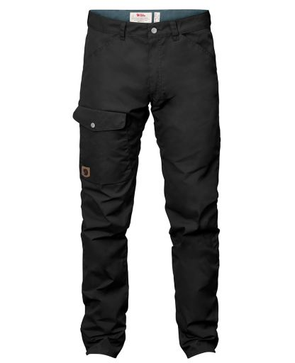 06bd8d12faca Fjällräven - Greenland Jeans Men Regular herrebukser - Black