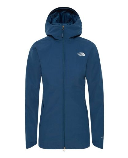 04214dacf The North Face - Women's Hikesteller Parka Shell Jacket - BLUE WING TEAL