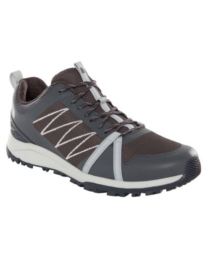 5063c46de358 The North Face - Litewave Fastpack II Men herresko - Ebony Grey High Rise  Grey