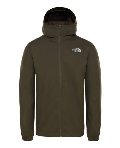 12211858 The North Face - Quest Jacket Men herreregnjakke - New Taupe Green Black  Heather