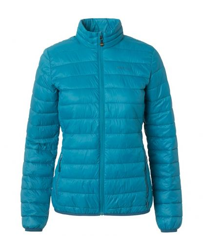b91ed8a6 Me°ru' - Seattle Padded Jacket wms damejakke - Ocean Depths