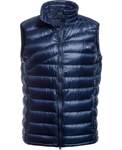 5cd9f51d9 Yeti - Solace Down Vest dunvest - Mood Indigo