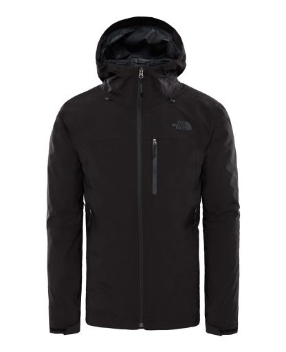 fbbcf466 The North Face - ThermoBall Triclimate Jacket Men herrejakke - Tnf  Black/tnf Black