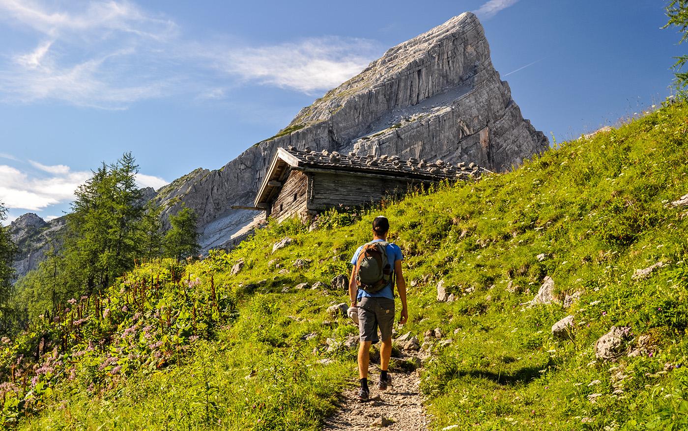 Vandring i alperne | 3 drømmeruter med fantastisk udsigt