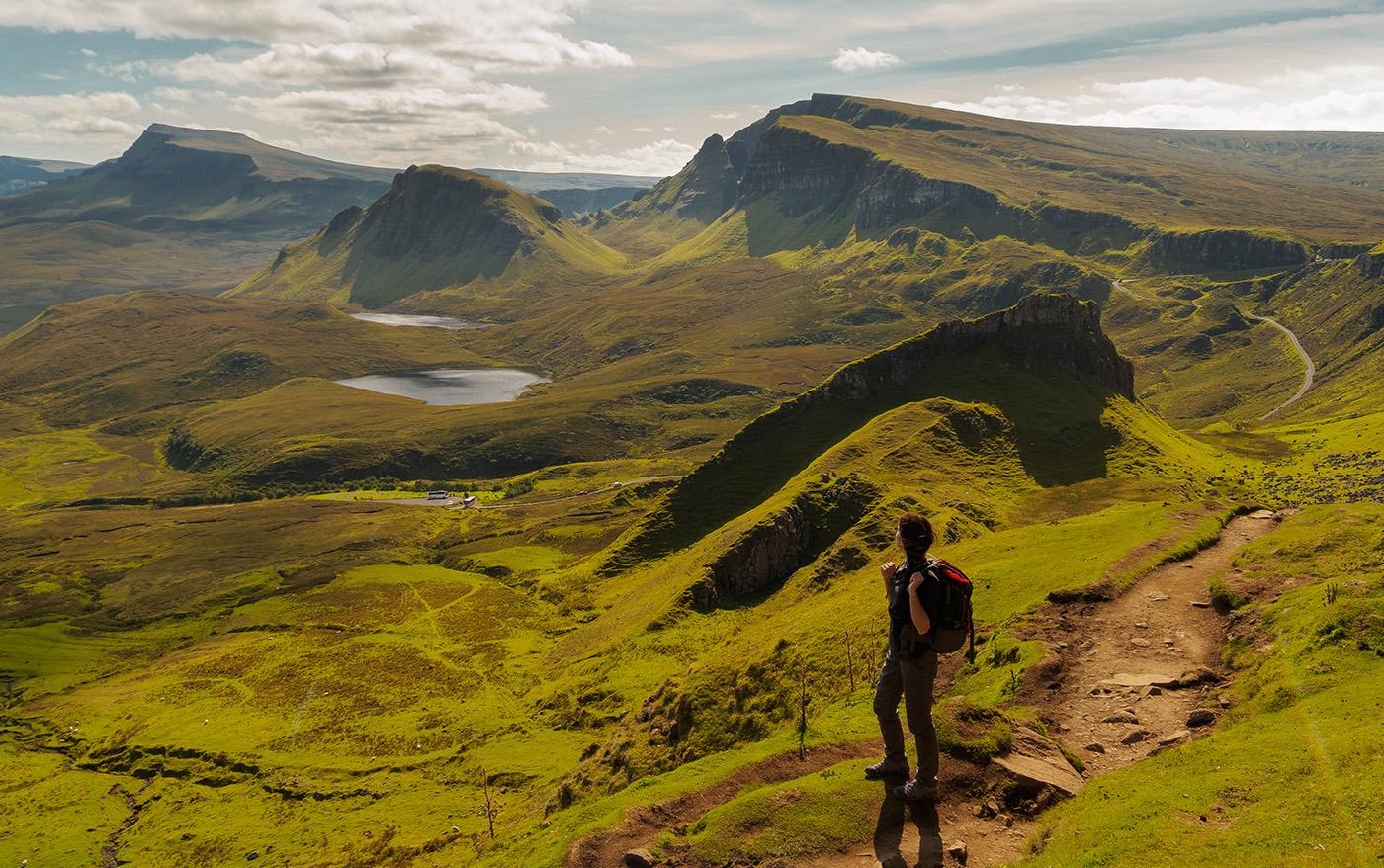 5 skotske vandreruter