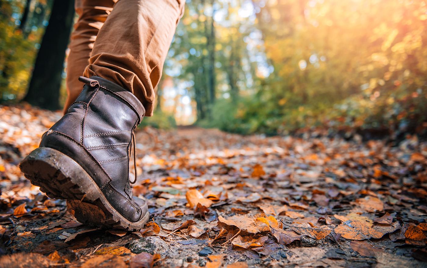3 tips til at gå støvlerne til