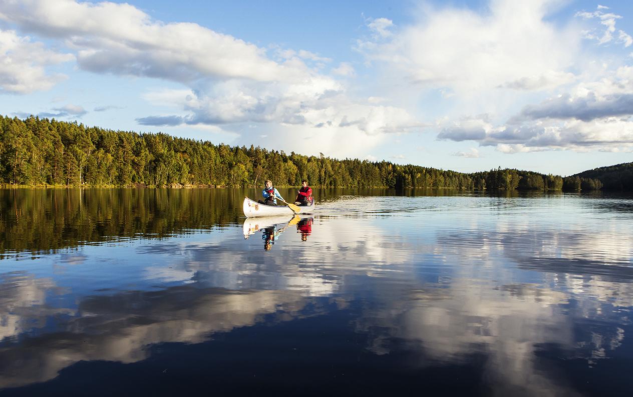 6 fantastiske kanoture i Sverige