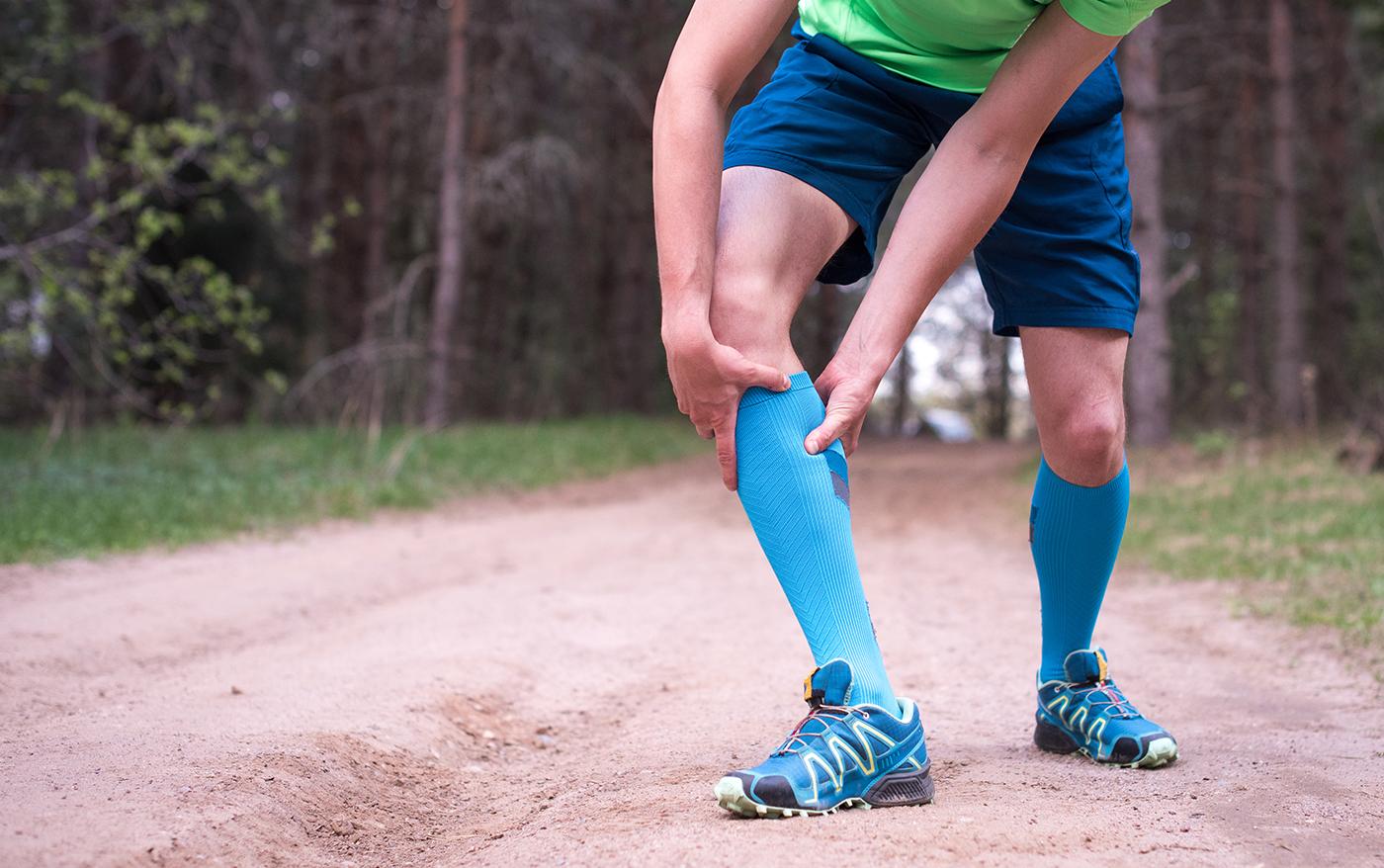 Bliv klogere på skinnebensbetændelse   Fysioterapi i Eventyrsport