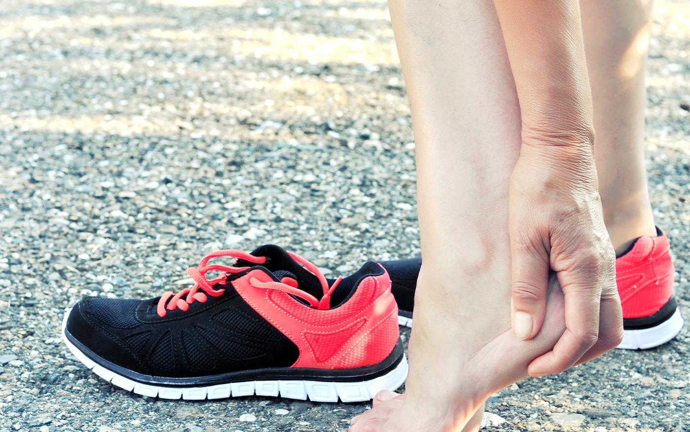 Bliv klogere på hælsporer   Fysioterapi i Eventyrsport