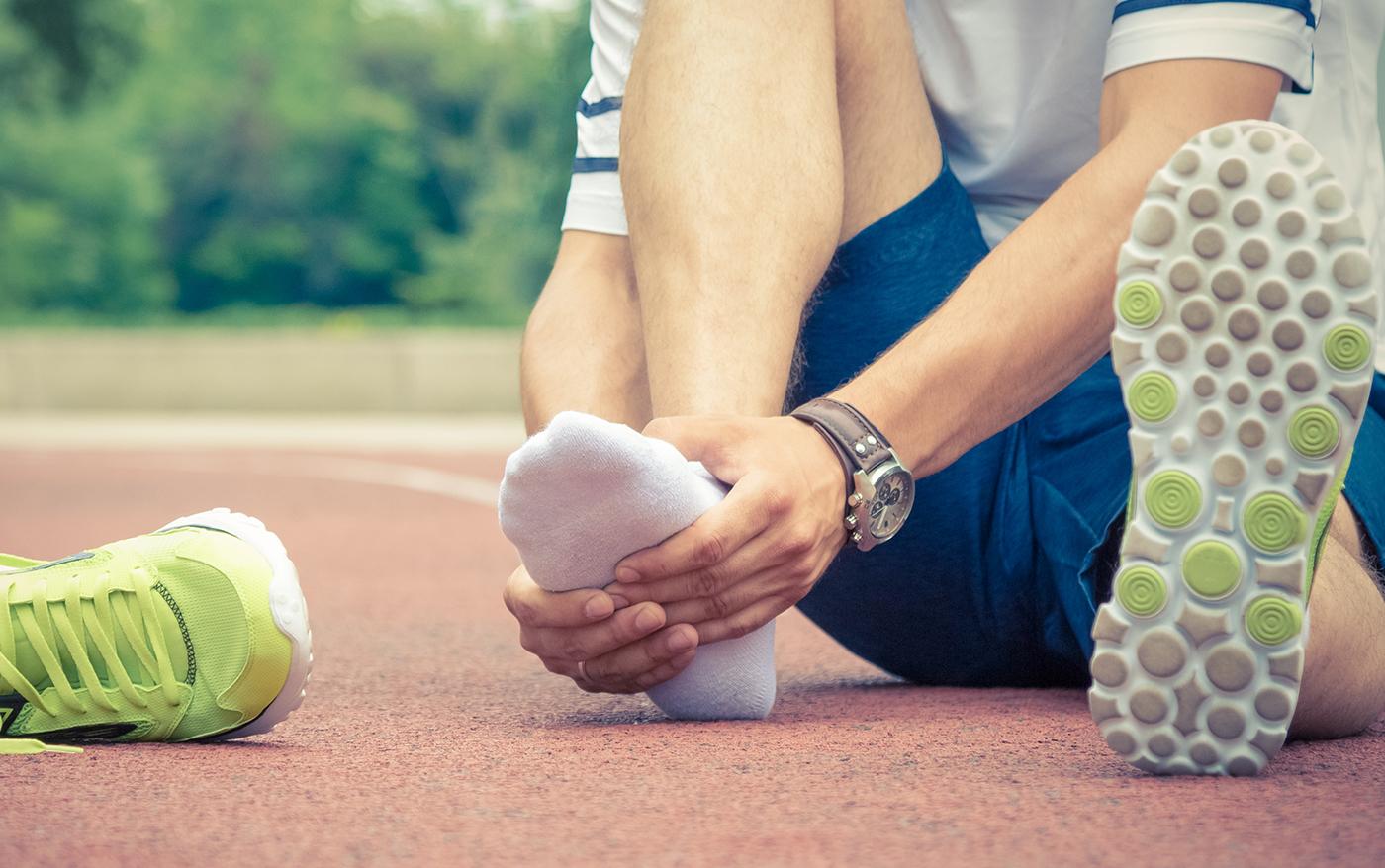 Bliv klogere på nedsunken forfod | Fysioterapi i Eventyrsport