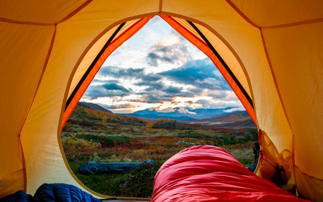 7 gode råd: Hold varmen i soveposen
