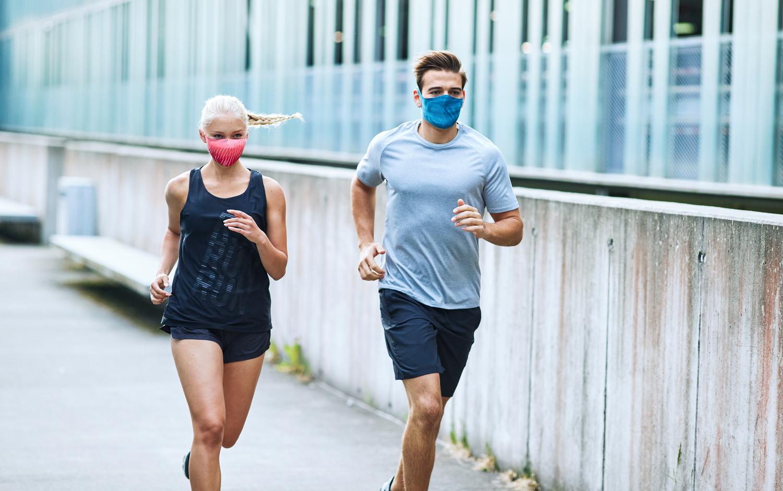 Pas på dig selv og hinanden - mundbind i Eventyrsport