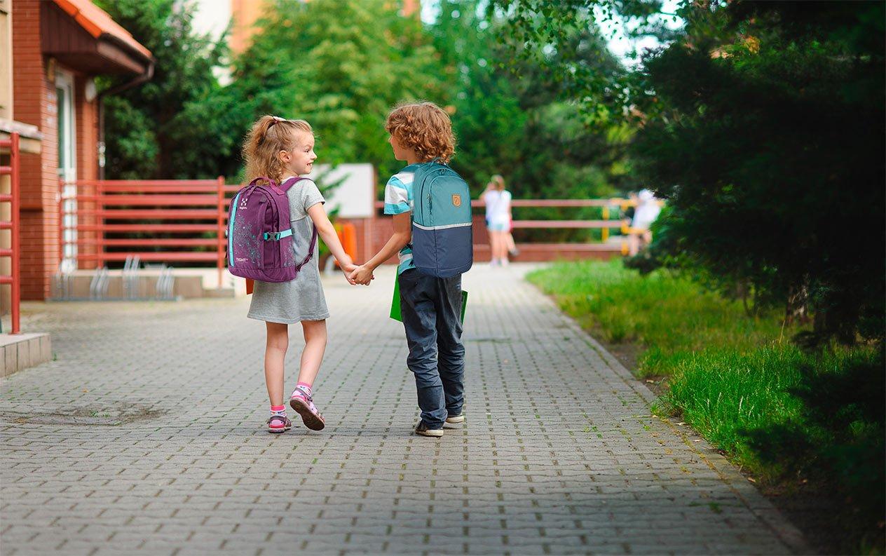 Hvilken skoletaske skal du vælge til dit barn?