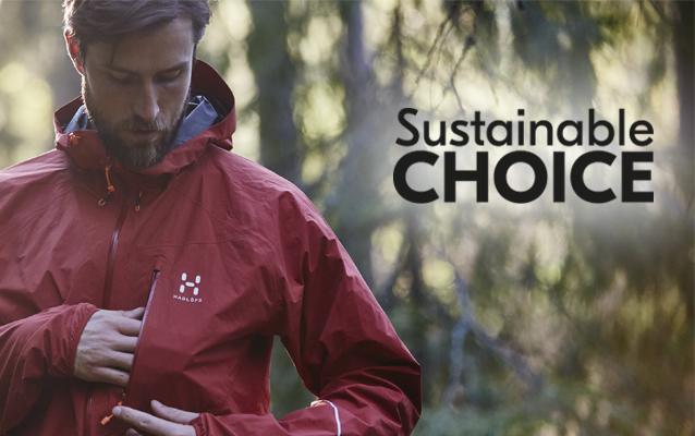 Sustainable Choice - Labelen fra Haglöfs