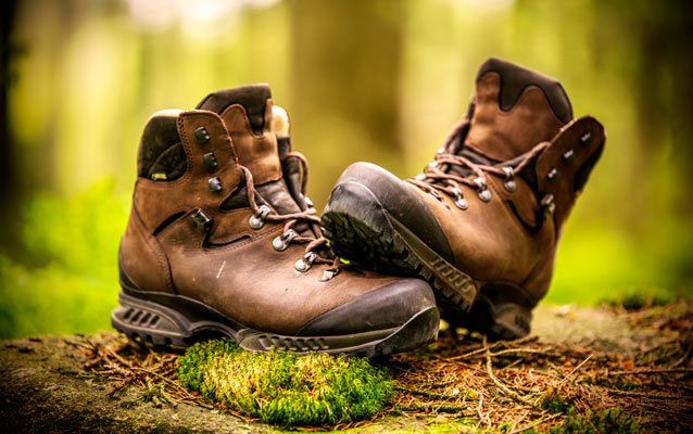 Sådan vedligeholder du dine (vandre)støvler