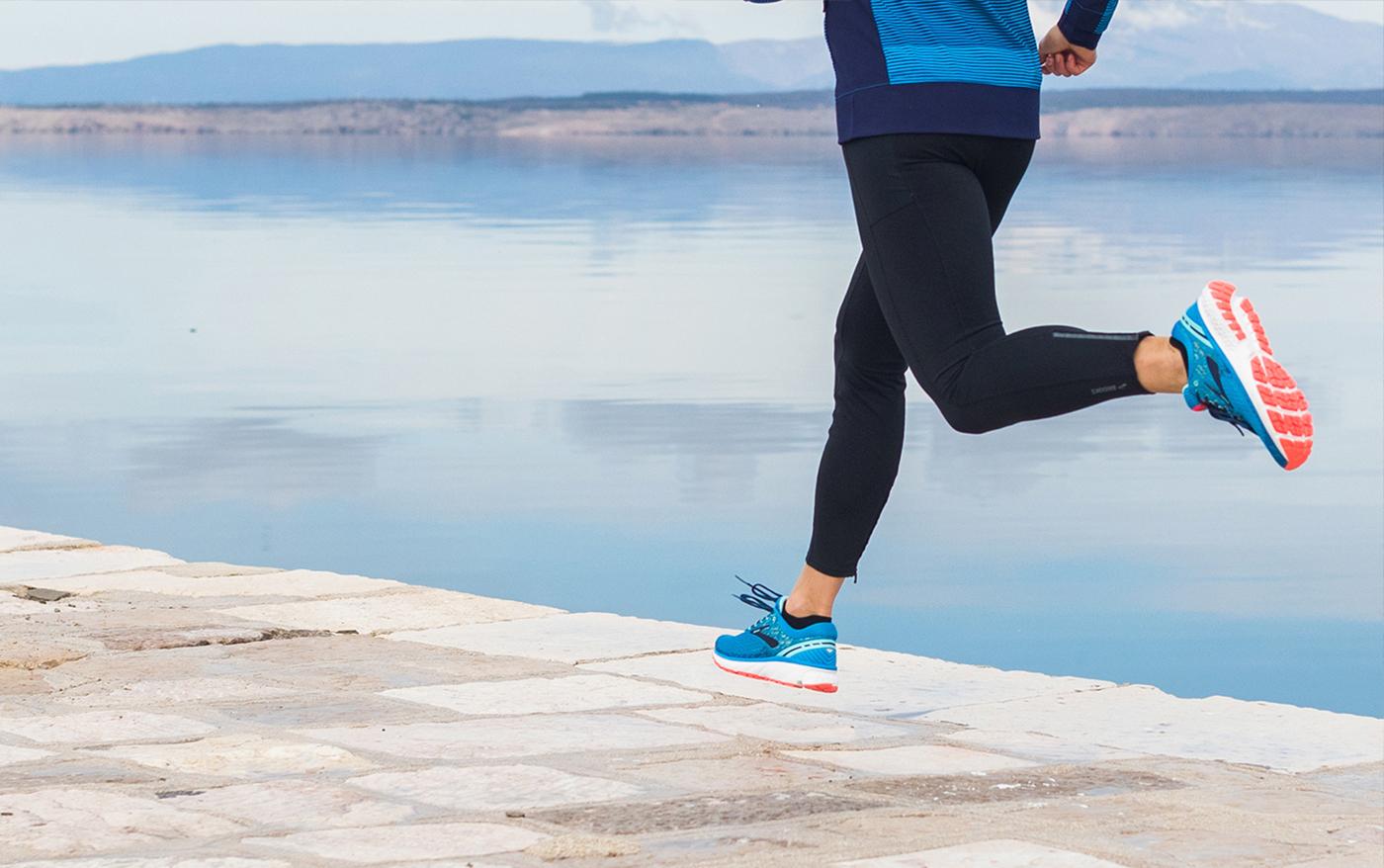 Hvordan vælger man den rigtige begynder-løbesko?