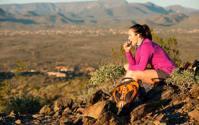 6 tips til vandreturen: Masser af kalorier med lav vægt