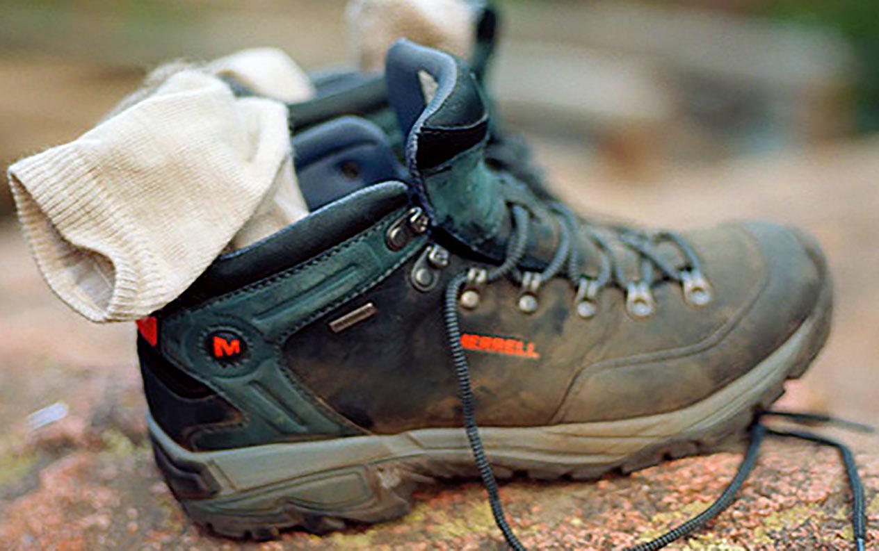 Vask af læderstøvler