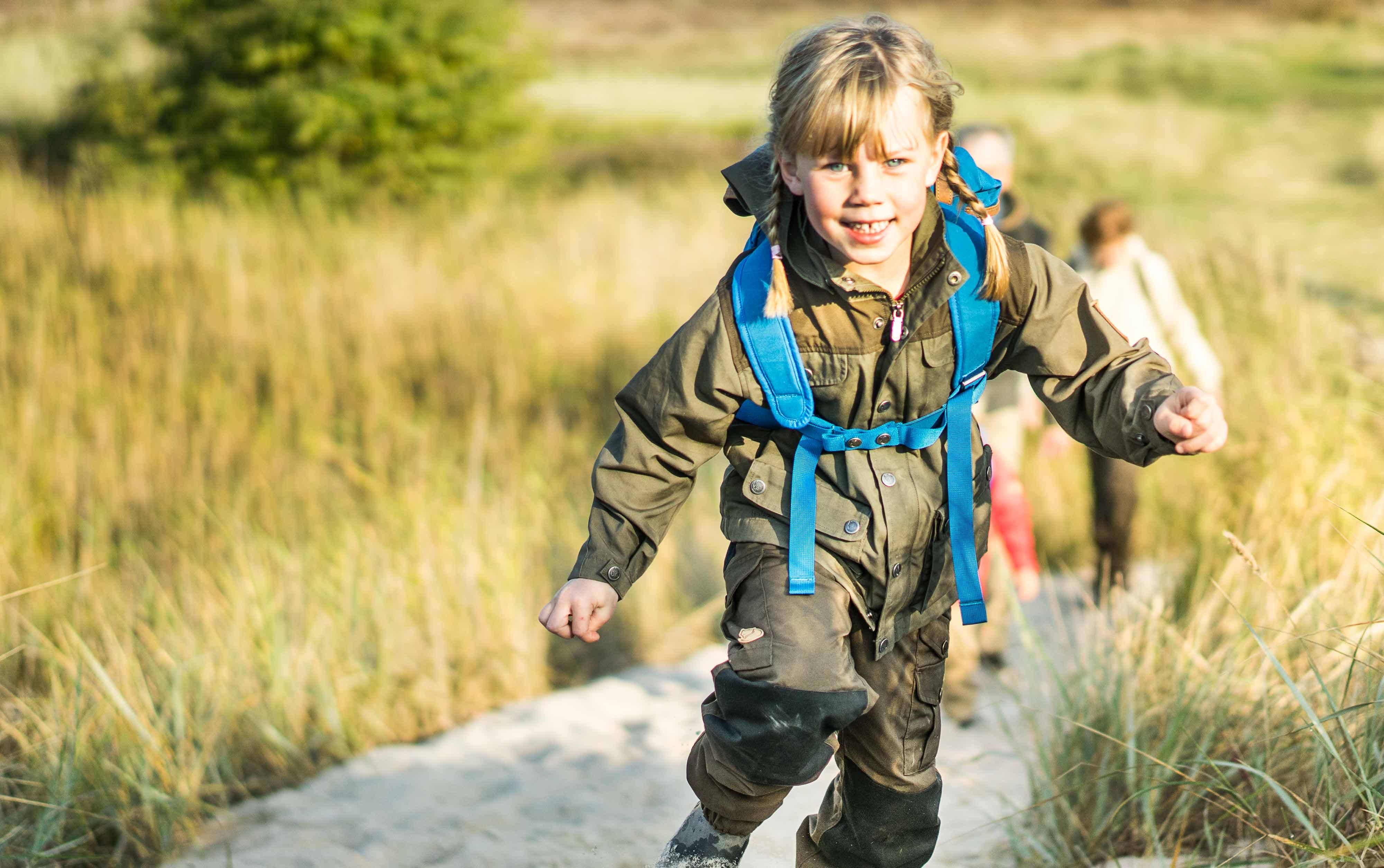 5 tips: Find den rette rygsæk til dit barn