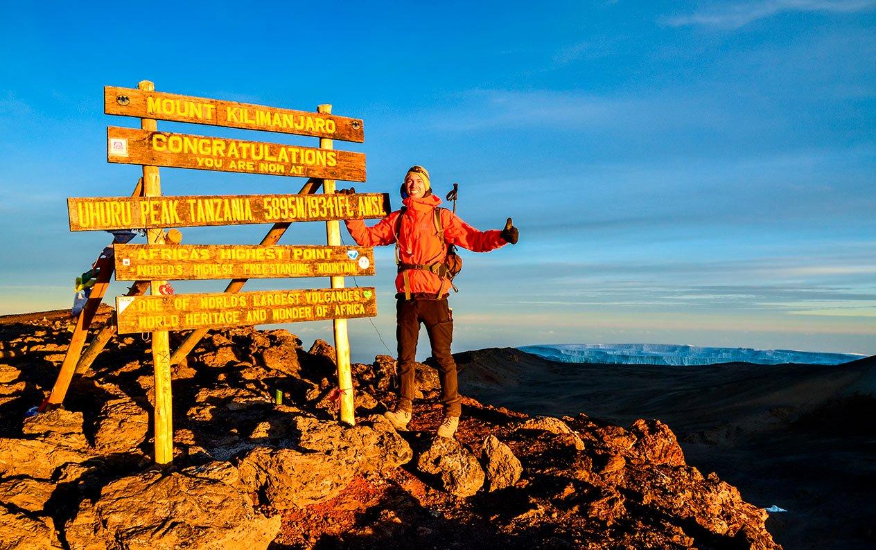 10 ting du skal vide, før du bestiger Kilimanjaro