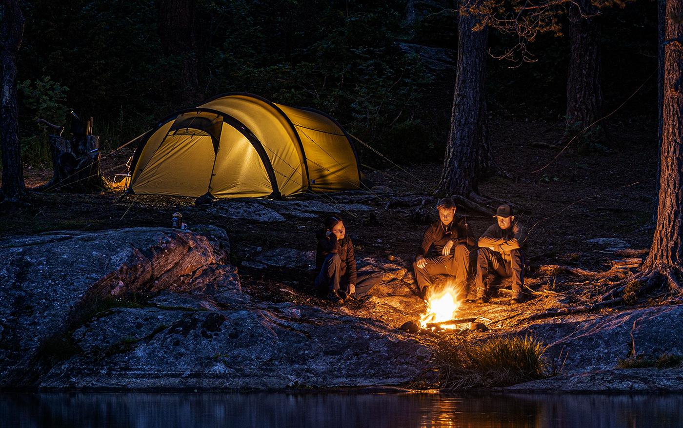 Guide: Hvilket telt skal du købe?