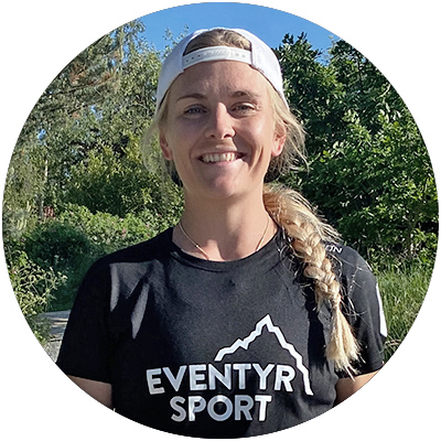 Camilla Lykke - Eventyrsport Atlet