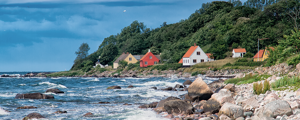 10 gode vandrerundture i Danmark - Bornholm