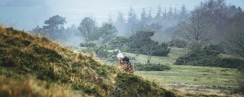 10 gode vandrerundture i Danmark - Mols Bjerg