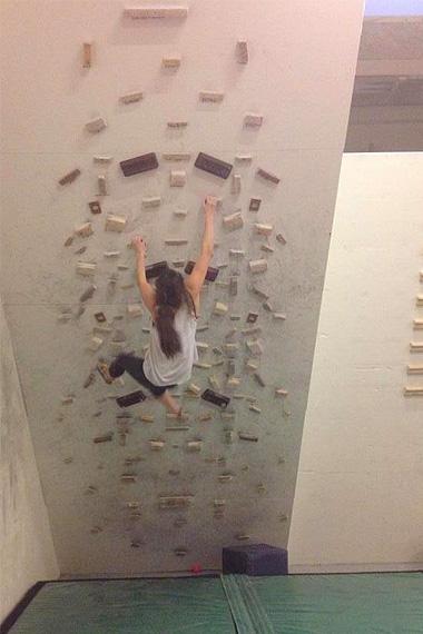 Træning i copenhagen Boulders