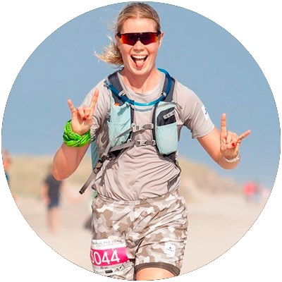 Kristine Holm Laursen - Eventyrsport Atlet