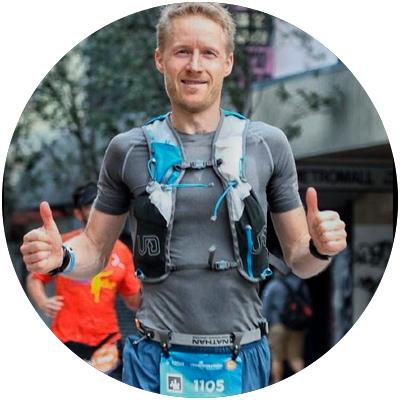 Rasmus Baaner - Eventyrsport Skribent