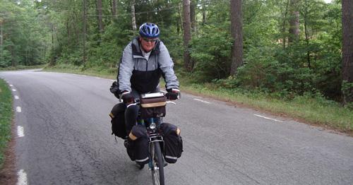 Sommercykeltur