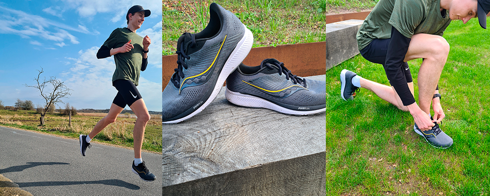 Test: Saucony Guide 14