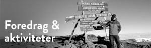 Events og foredrag i Eventyrsport