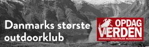 Opdag Verden - Danmarks største outdoorklub