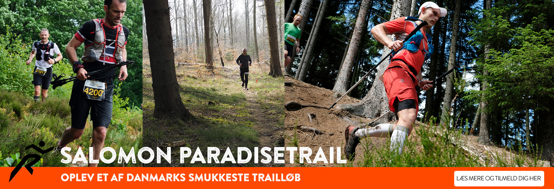Salomon Paradise Trail