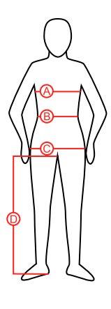 Størrelsesguide - Holebrook - tøj - damer